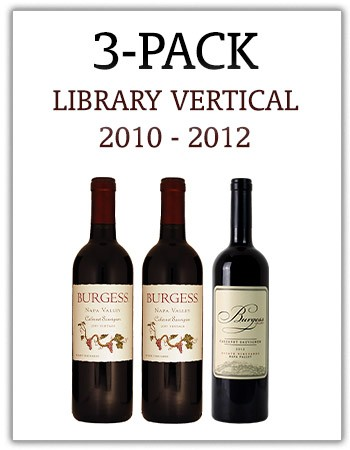 3-Pack Library Vertical 2010-2012