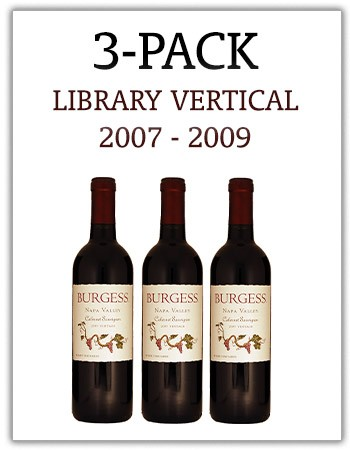 3-Pack Library Vertical 2007-2009