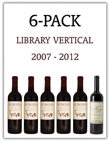 6-Pack Library Vertical 2007-2012