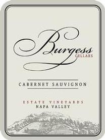 Burgess Cellars Wines