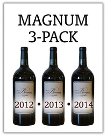3-Pack Vertical of Magnums 2012-2014