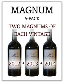 6-Pack Vertical of Magnums 2012-2014