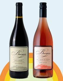 Summer of Syrah - Duo